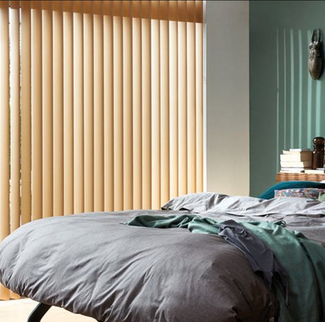Luxaflex® Essentials Vertical Blinds Naturals