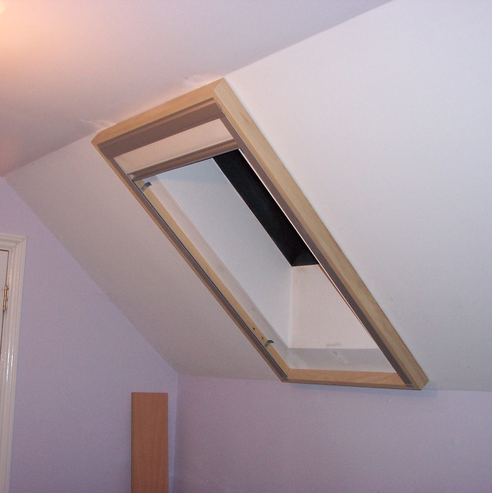 Custom Timber Frame Example