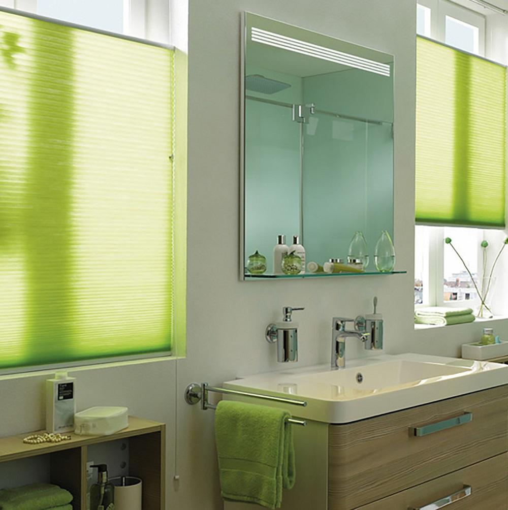 Luxaflex Essential Plisse Green