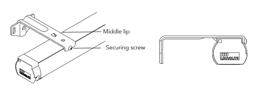 Allusion Shallow Frame Face Fix Brackets