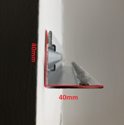 Flat Roof LP40 Side Profiles