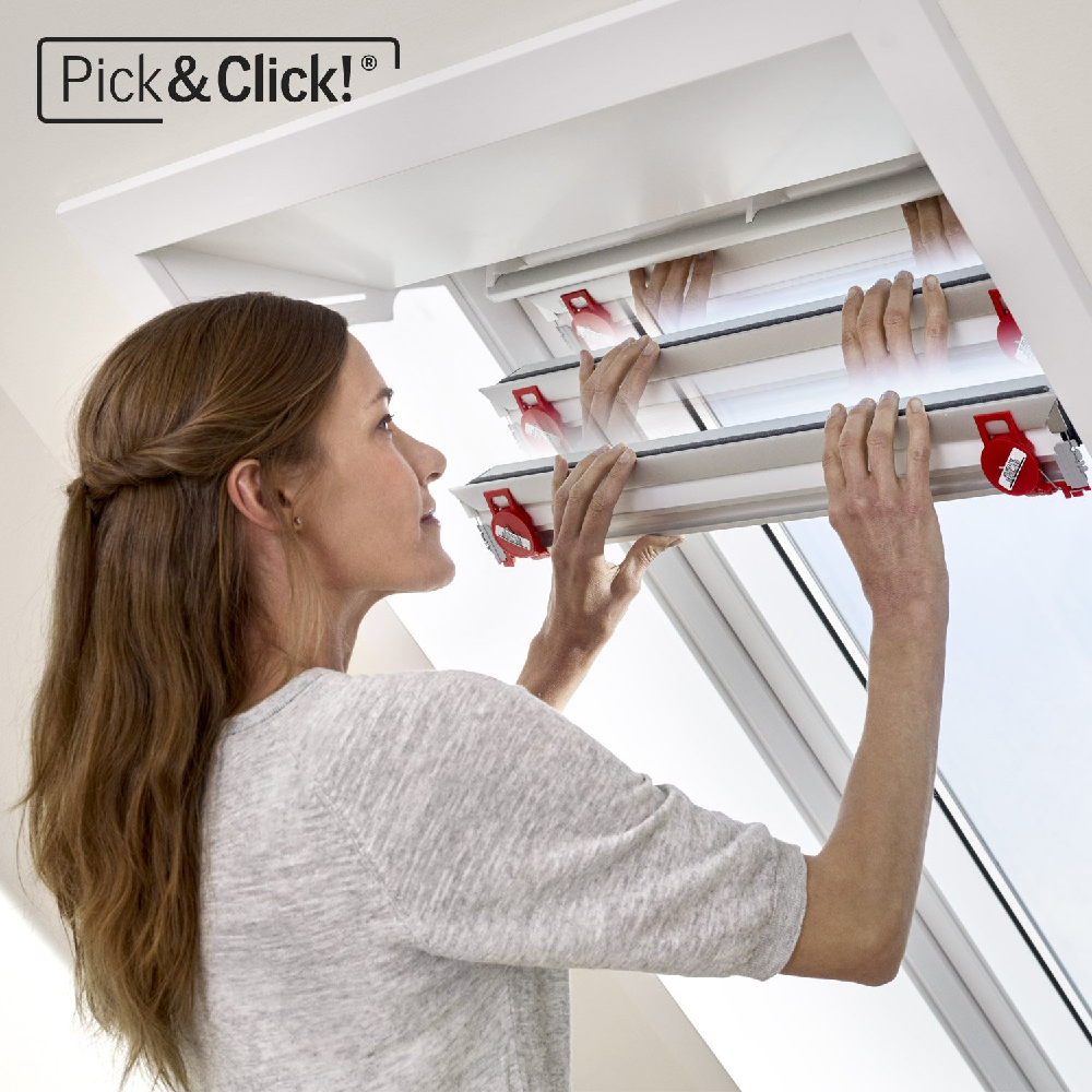 Genuine Velux Pick and Click