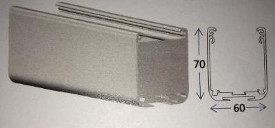 HD60 240v headrail