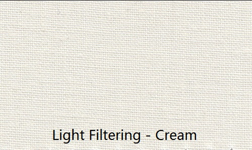 Everyday Living Light Filtering Cream