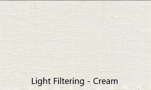 Everyday Living Light Filtering Cream