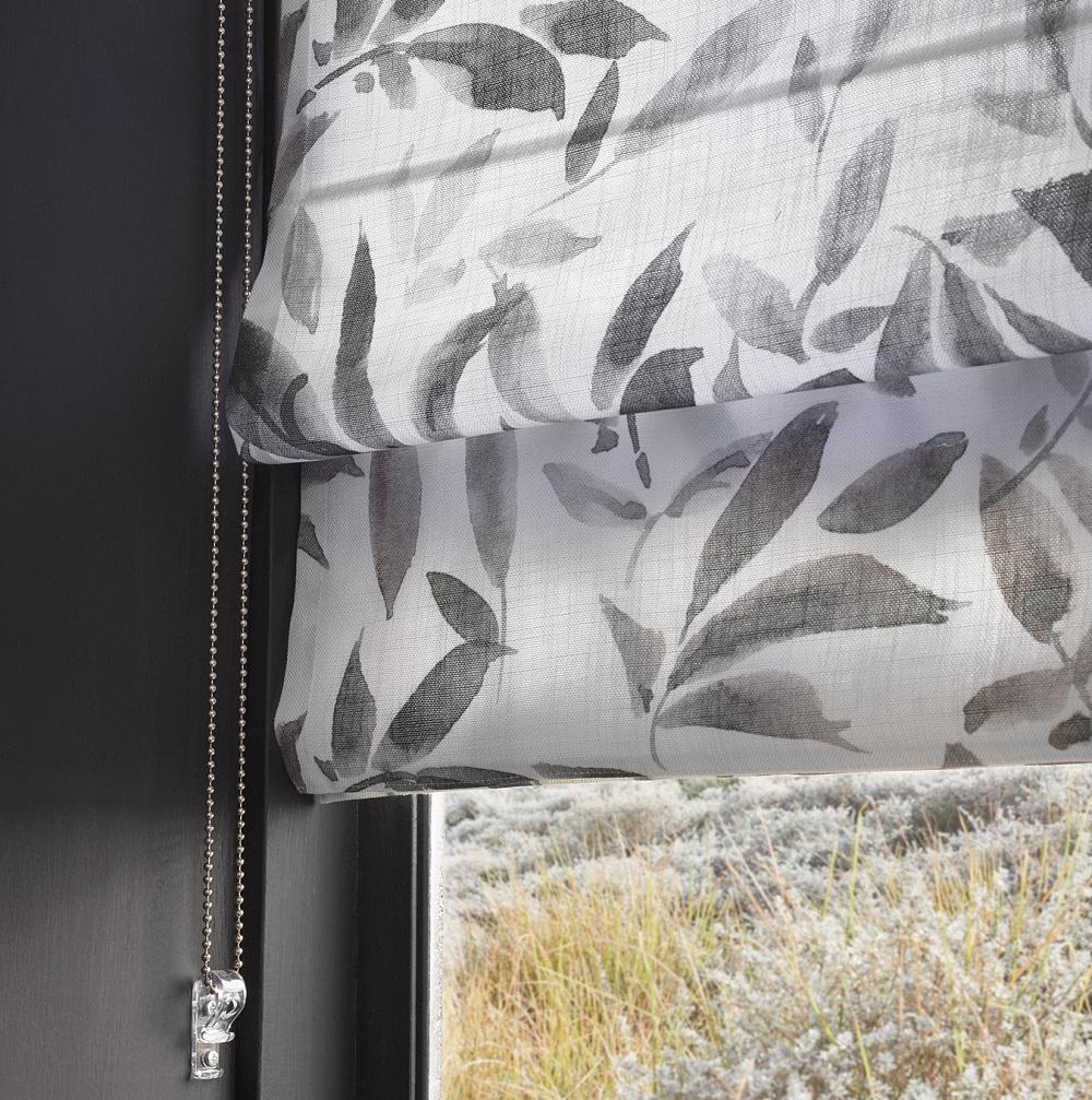 Luxaflex Roman Pattern Closeup