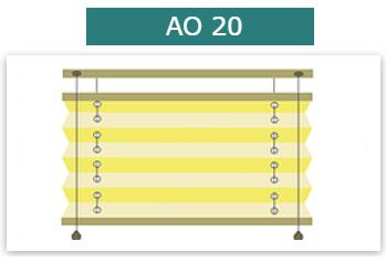 Master Blinds AO20