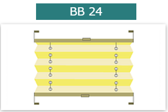 Master Blinds BB24