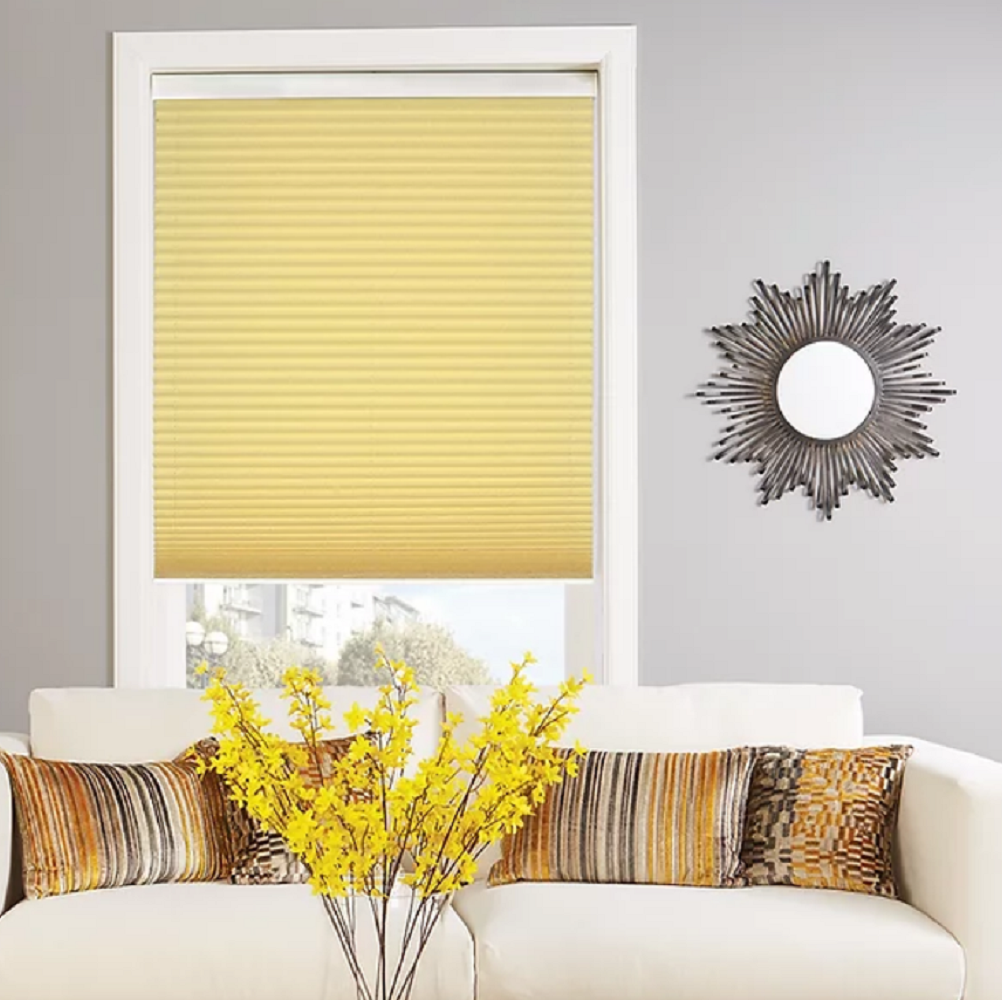 Master Blinds Free Hanging Duette Image