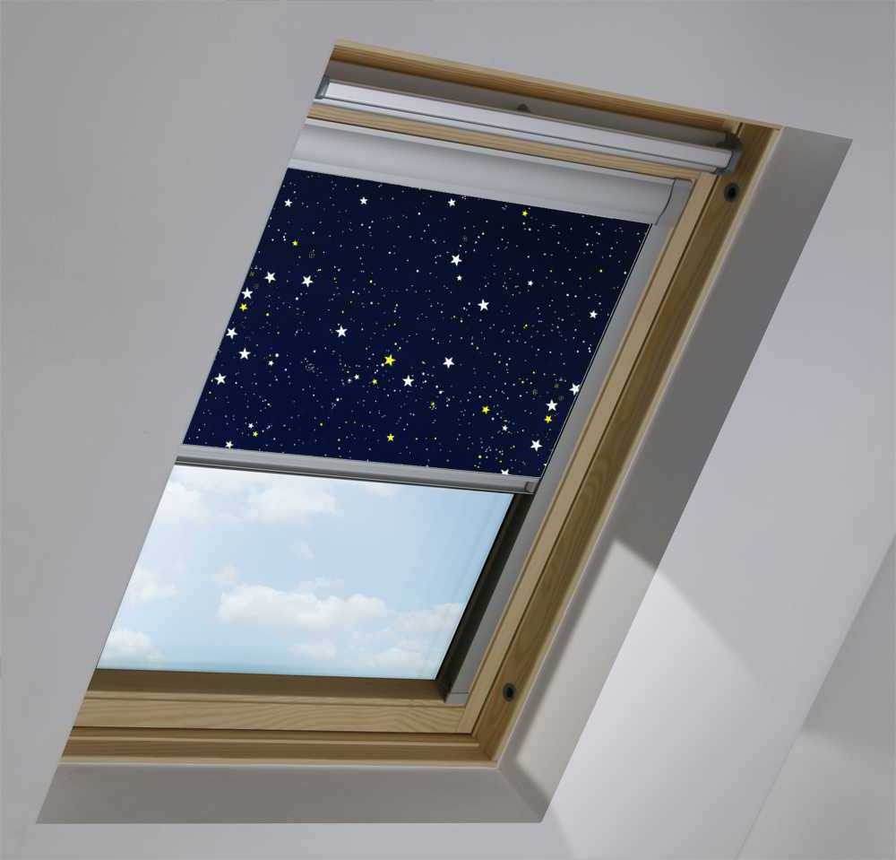 Childrens Skylight Blinds