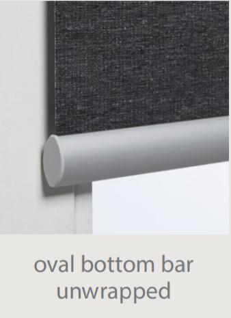 Luxaflex Roller Standard Bottom Bar