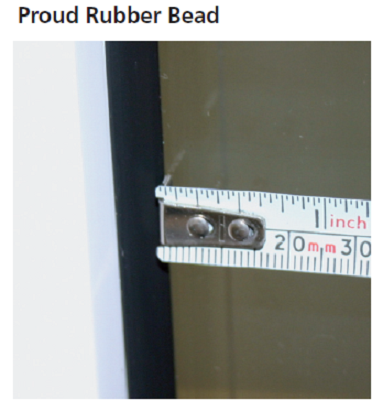 INTU Proud Rubber Bead