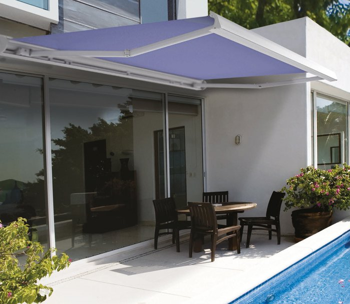 Luxaflex Base Plus Awning - Plain Fabric