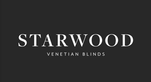 Starwood Wooden Venetian Blinds