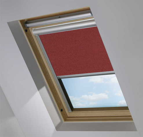 Vale Solar Powered Skylight Blinds