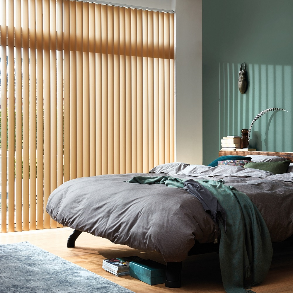 Luxaflex Dim-Out Vertical Blinds