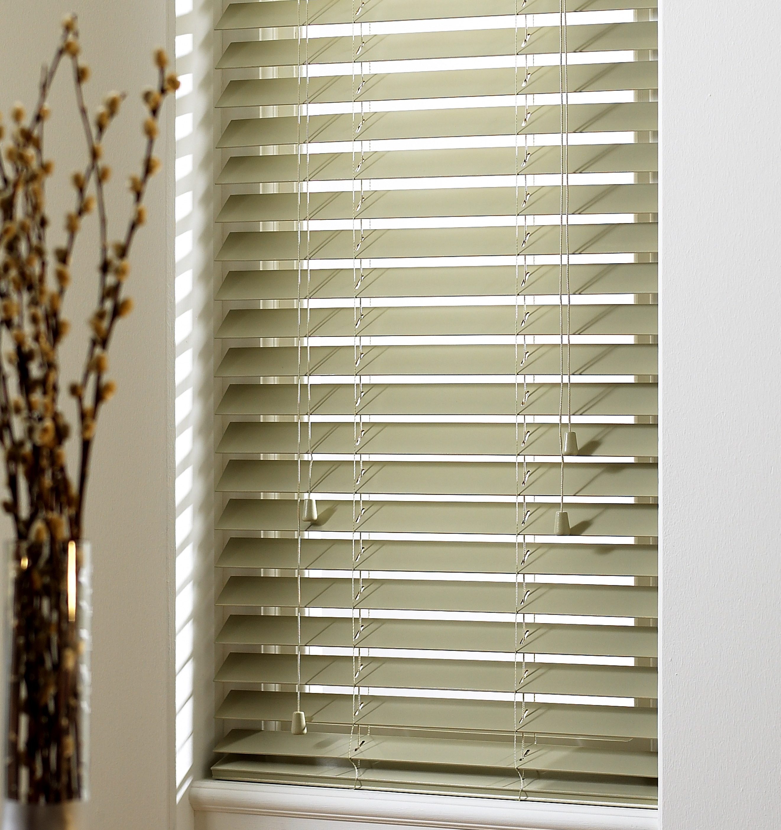 Vale 35mm Express Wooden Venetian Blinds Made To Measure
