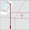 Genuine Velux 100cm Extension Rod (ZCT100)