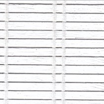 Luxaflex Essential Woven Wood Blinds | Breton White FSC 0005