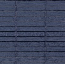 Luxaflex Essential Woven Wood Blinds | Antibes Indigo FSC 0012