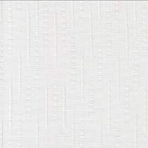 Luxaflex Essentials Vertical Blinds White and Off White | 1005 Vibe White