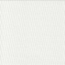 Luxaflex Essentials Vertical Blinds White and Off White | 1007 Venture White