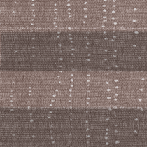 VELUX® Pleated (FML) Electric Blind   1276 - Dusty Brown