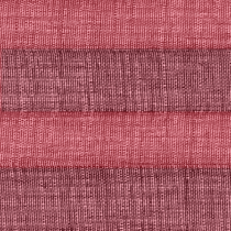 VELUX® Pleated (FML) Electric Blind   1279 - Claret Red