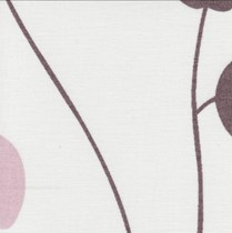 Genuine Roto Roller Blind (ZRE-M) | 3-R57-Plum Leaves