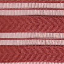 Luxaflex Facette Shades - 14mm vanes | Sincere Cayenne Red 4706