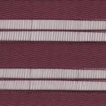 Luxaflex Facette Shades - 14mm vanes | Lustre Aubergine 4712