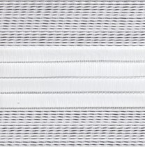 Luxaflex Facette Shades - 46mm Vanes | Connection White 4743