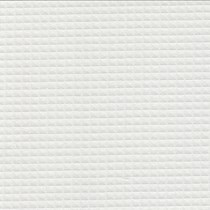 Deco 1 - Luxaflex Semi-Transparent White/Off White Roller Blind | 7482 Fermo FR