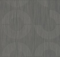 Deco 1 - Luxaflex Semi Transparent Grey/Black Roller Blind | 7517 Opi