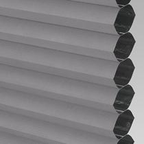 VALE Blackout Honeycomb Blind | Hive Concrete