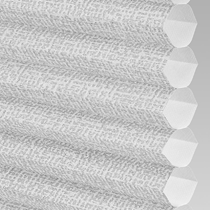 VALE Translucent Honeycomb Blind | PX78102-Hive Matrix Silver