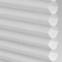 VALE Translucent Honeycomb Blind | PX71006-Hive Plain Iron