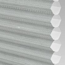 VALE Translucent Honeycomb Blind | Hive Silkweave Ash