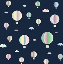 Genuine VELUX® (DKL) Childrens Blackout Blind   Hot Air Balloons 4666
