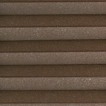 VALE Flat Roof Honeycomb Blackout Blind | Luna Walnut