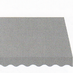 Luxaflex Base Plus Awning - Plain Fabric | Argent-7552