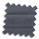 Luxaflex 64mm Fire Retardant Blackout Duette Blind | Blackout 9297 (FR)