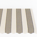 Luxaflex Armony Plus Awning - Striped Fabric   Sienne-D100
