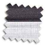 VALE Flat Roof Day Night Honeycomb Blind | Uni Blackout 0628 & Batiste 9446