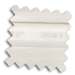 Luxaflex 64mm Opaque Duette Blind   Uni Duo Tone 1797
