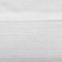 Luxaflex Silhouette 75mm Vane White/Off White Blind | Silk Bright White 6384