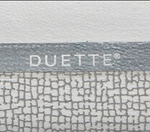 Luxaflex 25mm Room Darkening Duette Blind   Unik Anders 7903
