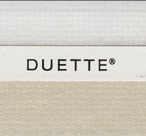 Luxaflex SimpleFit 25mm Duette Translucent Blind | Unik Duo Tone 2192