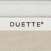 Luxaflex 32mm Translucent Duette Blind | Unik Duo Tone 4230