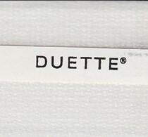 Luxaflex SimpleFit 25mm Duette Translucent Blind | Unik Duo Tone 6916